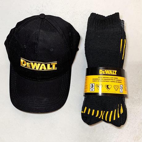 DEWALT デウォルト Socks  Cap
