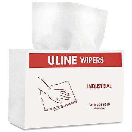 ULINE Industrial Wipers Dispenser Box