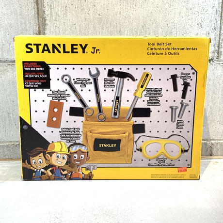 STANLEY Junior Tool Belt Set