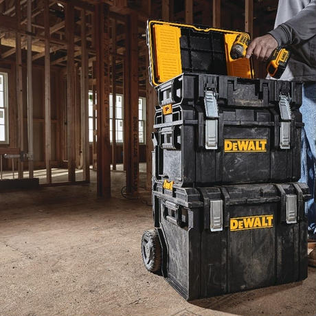 DEWALT TOUGH SYSTEM キャリーカート DS450