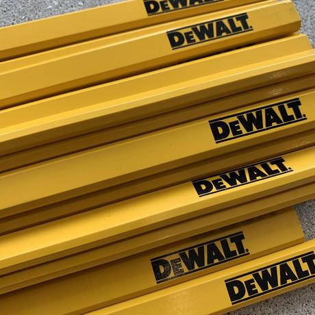 DEWALT デウォルト Carpenter Pencil カーペンターペンシル 3本セット