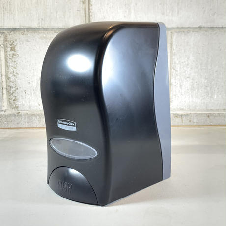 Kimberly-Clark Kleenex Soap Dispenser, 1000mL, Black