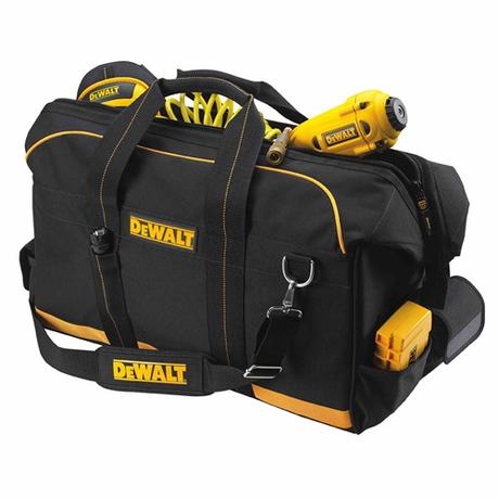 "DEWALT デウォルト 24""pro contractor's gear bag"