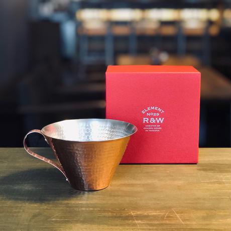 R&W ICE COFFEE CUP (鎚目)