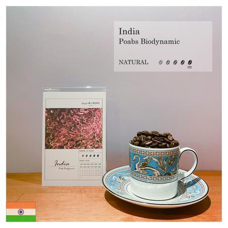 [INDIA] Poabs Biodynamic Natural (100g)