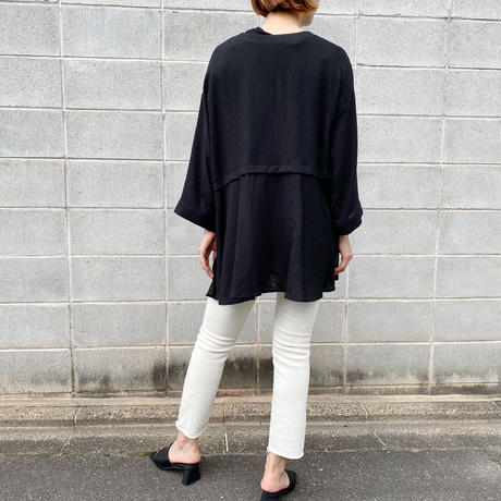 Linen Miltary Shirt