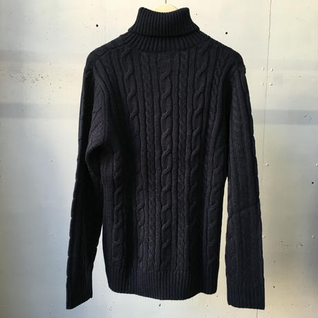 DOMESPAIR Turtleneck Alan knit