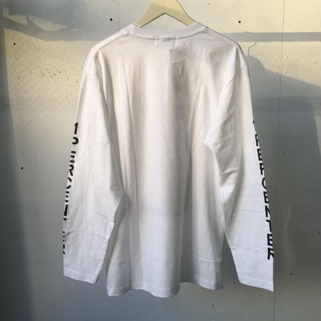 AFAME  1パーセンタープリントロングTシャツ