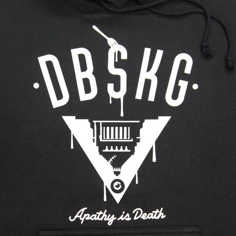 Apathy is Death - HOODIE BLACK