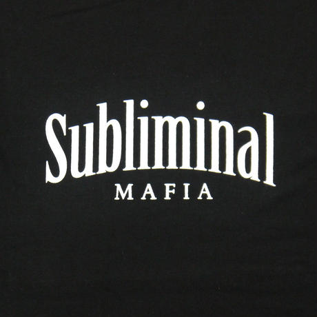 Subliminal Mafia logo Tee