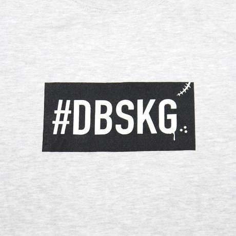 DBSKG BOXLOGO-T 2 GRAY / BLACK