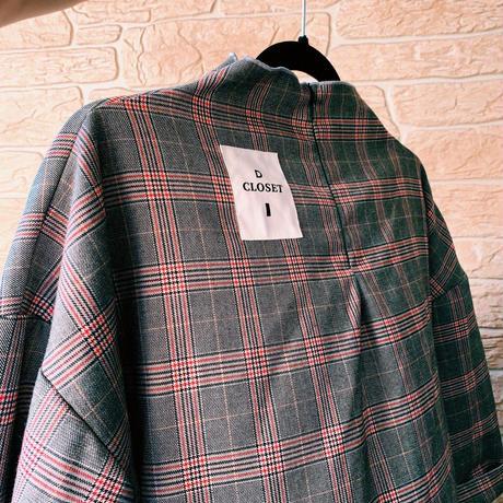 D CLOSET shirt (チェック)