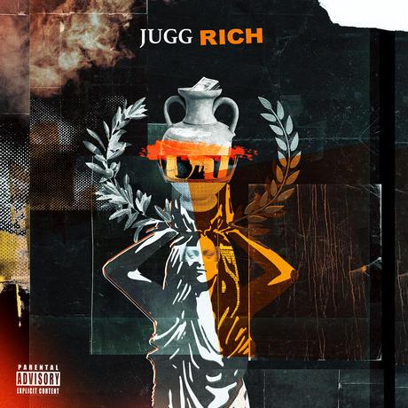 """JUGG RICH /  1st Album """"JUGG RICH"""""""