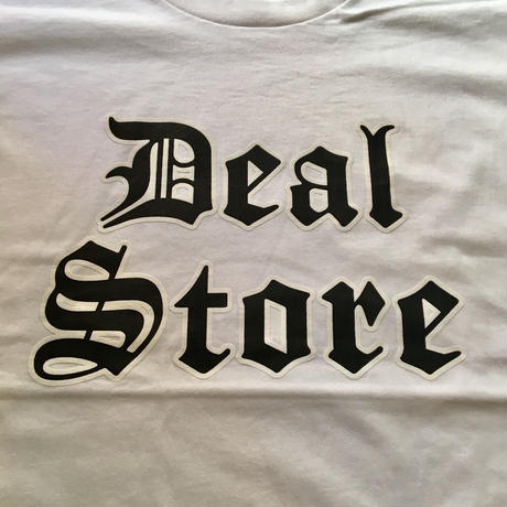 "DEAL STORE Originals ""Old English""T-shirts(BLACK )"