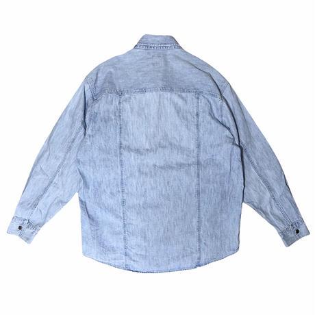 GAP denim shirt / size L
