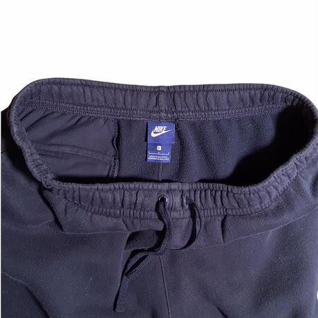 "NIKE ""3 pocket sweat pants"" / size L / color:navy"