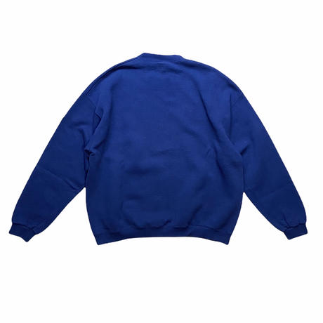 Lee crewneck sweat / size XL / made in USA / color:navy