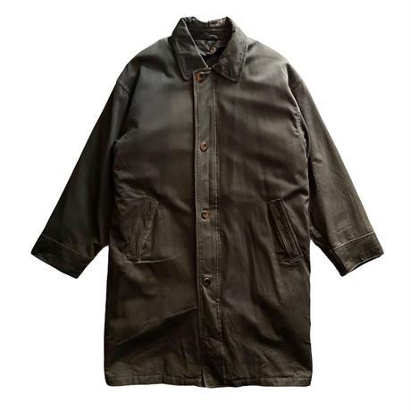 """Eddie Bauer"" 2way wool liner coat / size S (fit like M)"