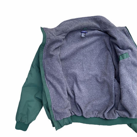 "WHITE SIERRA ""warm up jacket"" / size XL / color:green"