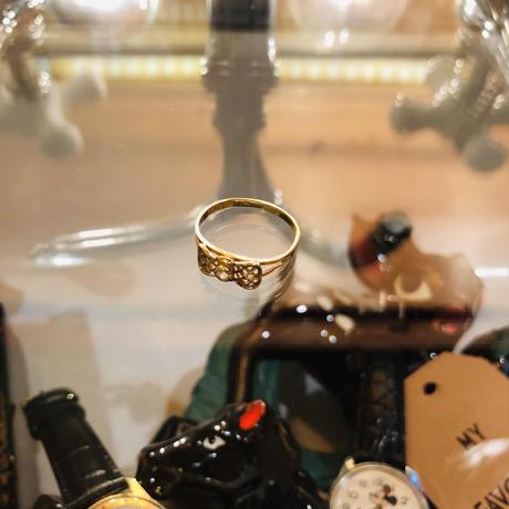 vintage ring #R/46