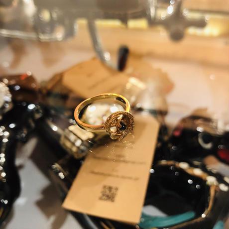 vintage ring #R/44