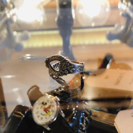 vintage spoon ring #R69