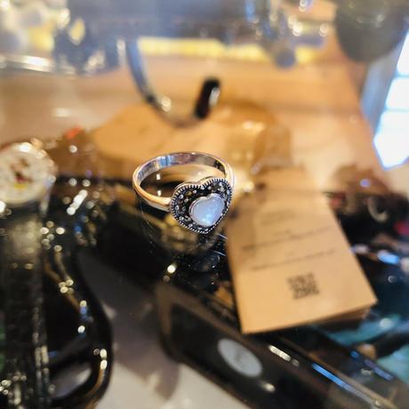 stone ring #T6