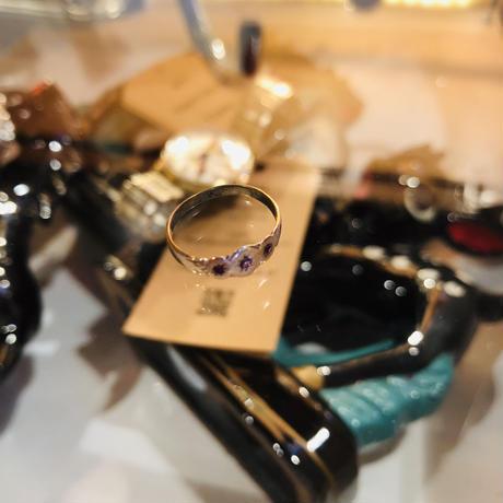 vintage pinkie ring #R/21