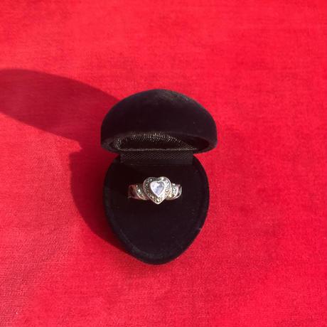 vintage stone ring#TNR016