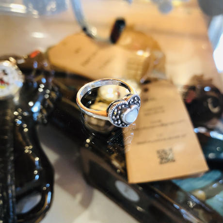 stone ring #T7