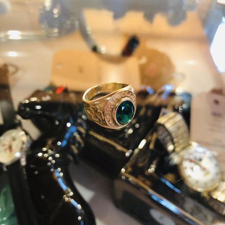 vintage college ring #R/51