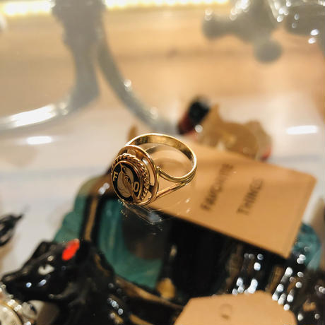 vintage ring #R/37