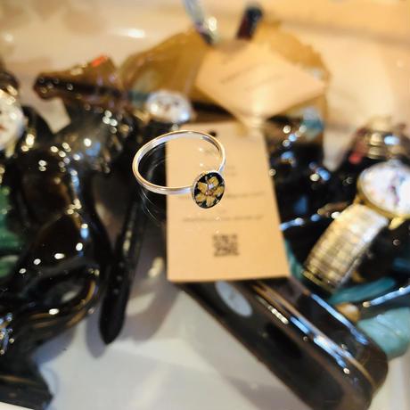 dryflower ring #ER035
