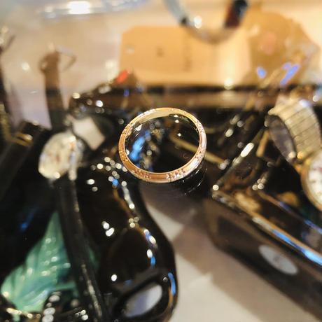 vintage ring #R/35