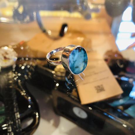 stone ring #T15
