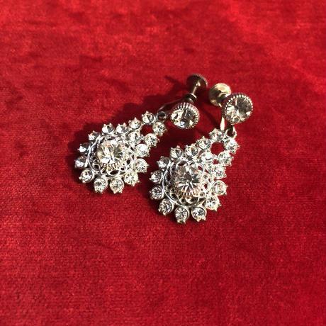 vintage earring #E- 11