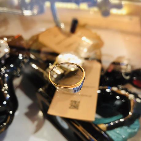 vintage ring #R/49