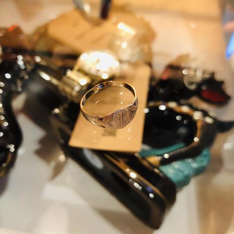 vintage signet ring #R/20