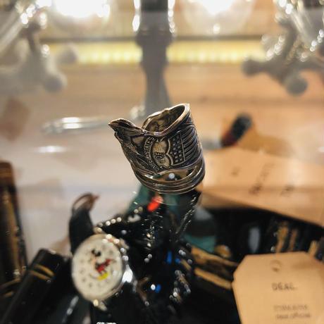 vintage spoon ring #R63