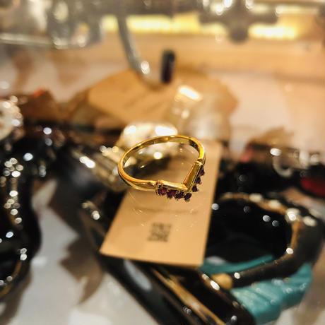 vintage ring #R/28