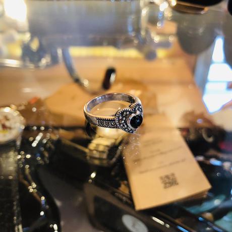 stone ring #T9