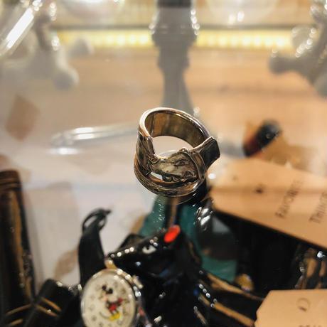 vintage spoon ring #R61
