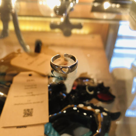 vintage ring #R52