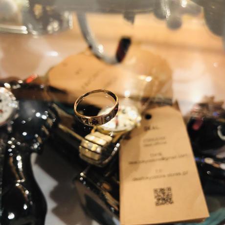 vintage baby ring #R/22