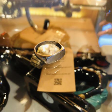 vintage ring #R/31