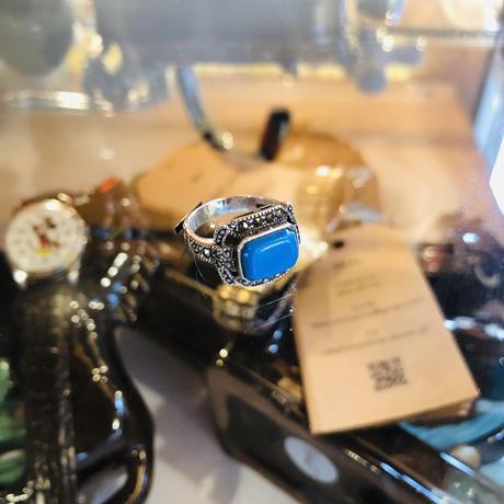 stone ring #T11