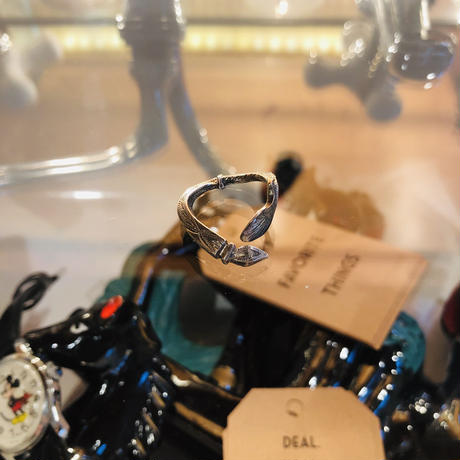 vintage spoon ring #R65