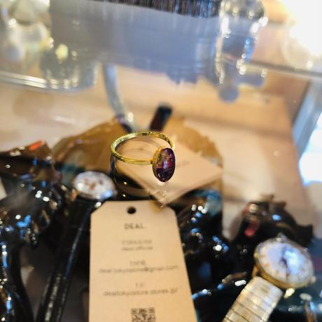 dryflower ring #ER030