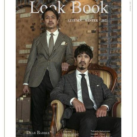 2021AW LOOK BOOK【無料配布開始(送料0円)】