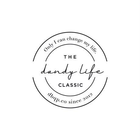 DEAR BARBERオリジナル 大人紳士のためのエチケットソープ【dandy life dbシャワージェル/1000ml ¥4,400+税】